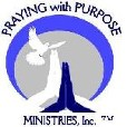 Logo, Praying With Purpose Ministries, Inc. - Book Club